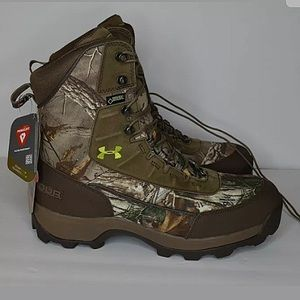 Under Armour Brow Tine 400 Realtree Boots Gore-Tex
